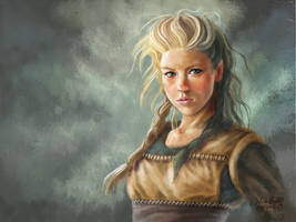 Lagertha 01 by NiaYeh