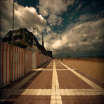 Next Door to the Sea by SebastienTabuteaud