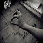 The Eraser by SebastienTabuteaud