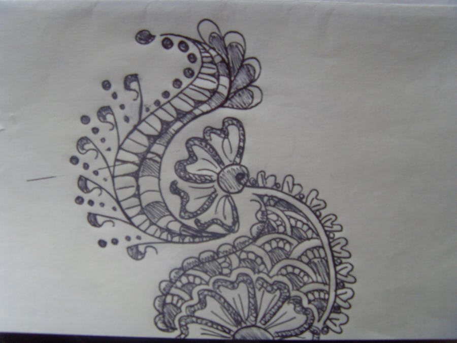 Mehndi Drawing Pictures : Pics of henna drawings makedes