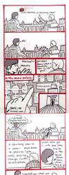 BBC Sherlock comic: the shooting star by Graphitekind