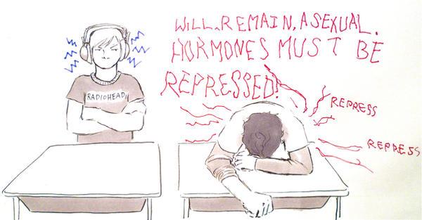BBC Sherlock comic: Teenagers by Graphitekind