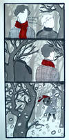 BBC Sherlock comic: Cold