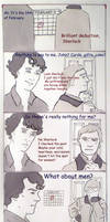 BBC Sherlock: Valentine's day