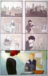 BBC Sherlock comic: Lives