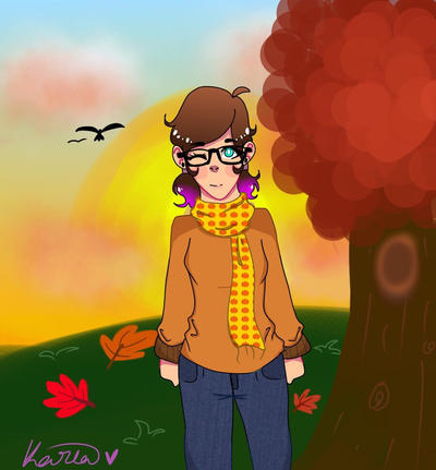 Autumn Vibes by KarlaArts