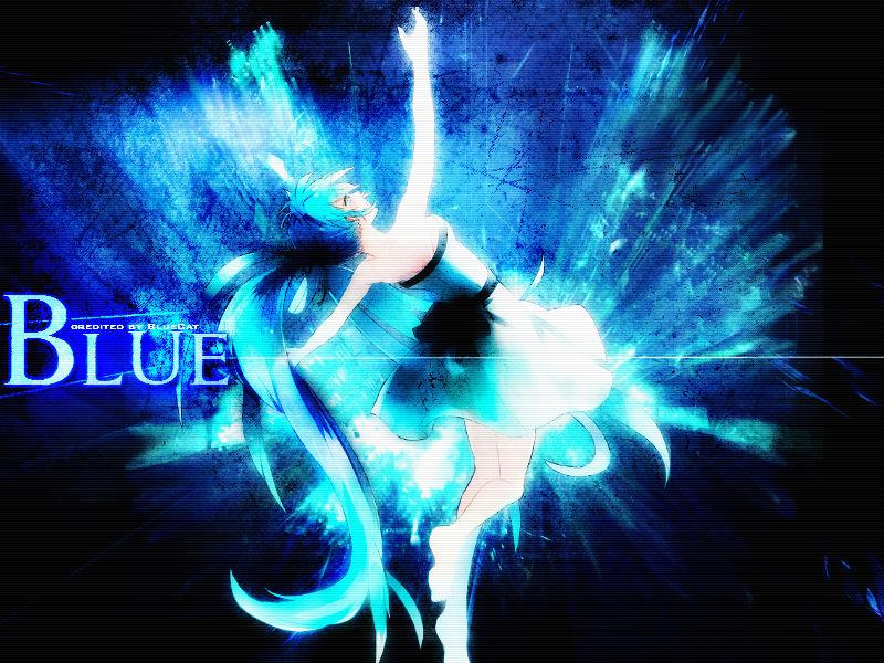 Blue by bluecatXDXD