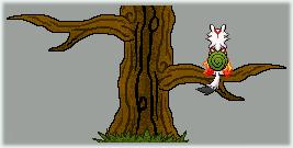 -Okami Tree- by Kida-Ookami