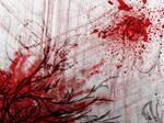 Blood Plants Background
