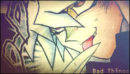 Yami Bakura - 'Bad Things' by Kida-Ookami