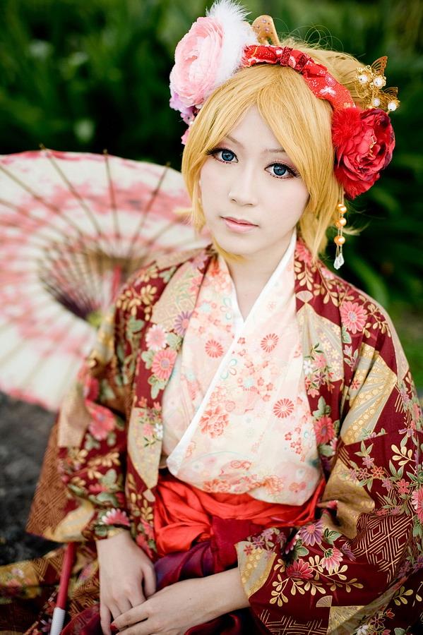Amayumerou - Kagamine Rin by garion