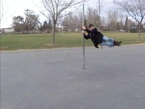 Clip from my Skating Vid