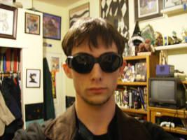 I got my goggles
