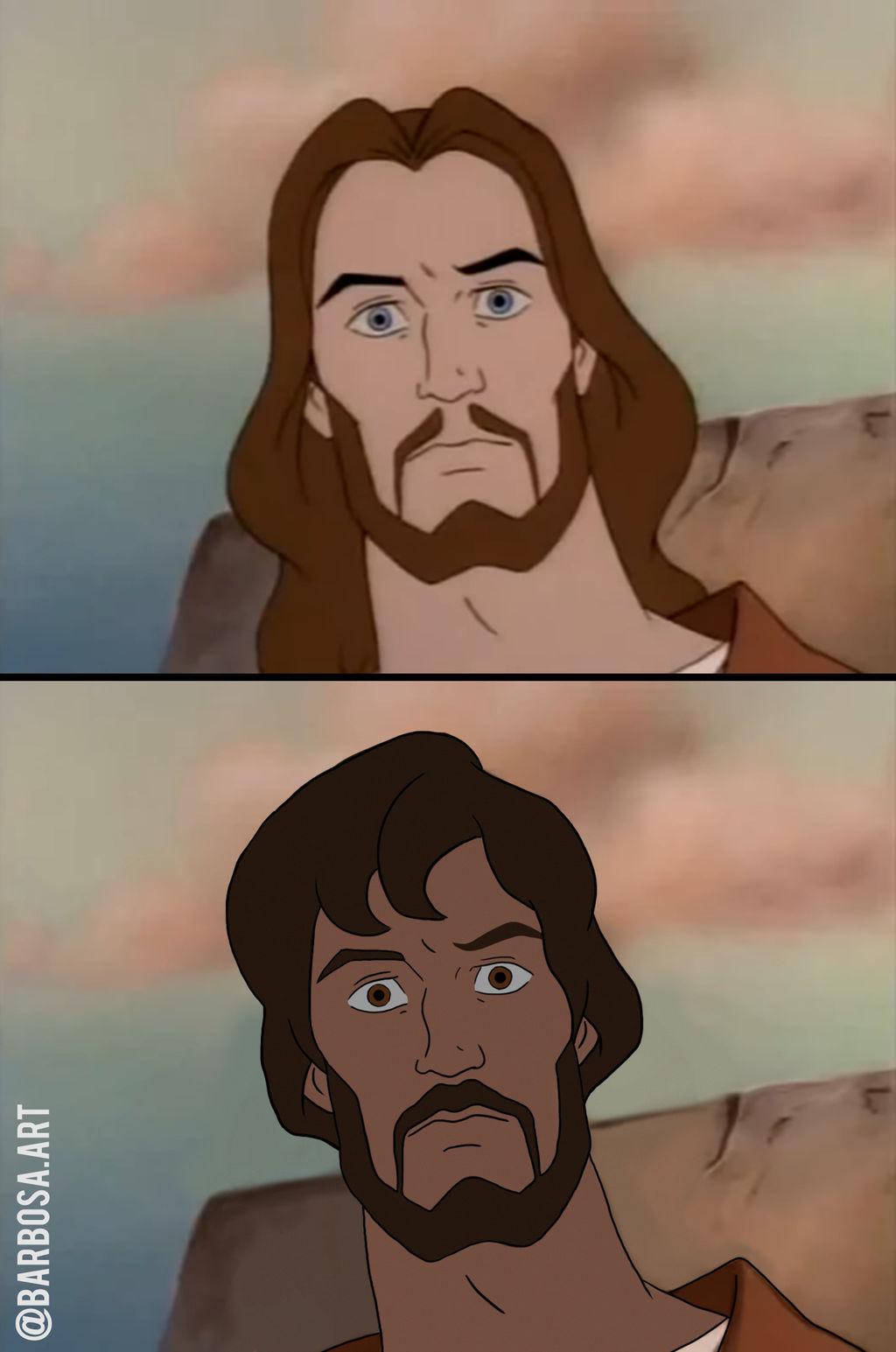 Turning Jesus into historically accurate Jesus