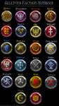 Medieval 2 Faction Symbols