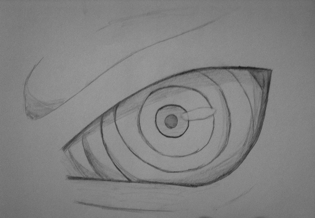 Naruto Rinnegan Eye Rinnegan Eye by