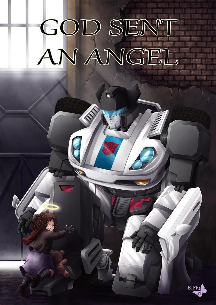 God Sent an Angel by Shadowpunk45