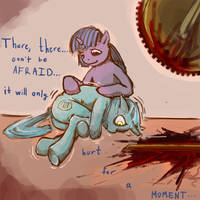 It's okay. Don't be afraid. by kvernikovskiy
