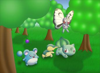Pokemon blimp adventures part2 by Darlaltonthebearcat