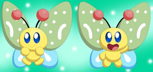 Temma the Butterfly oC