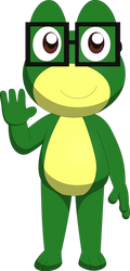 Request James the frog by Darlaltonthebearcat