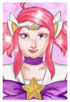 Star Guardian Lux - League of Legends