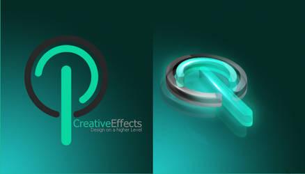 CreativeEffects Logo by CreativeEffects