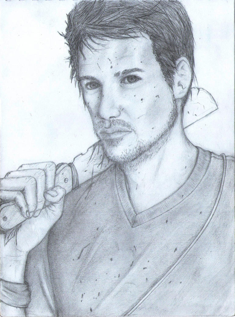 Jason Brody FC3 art #1 by Nate159WG on DeviantArt