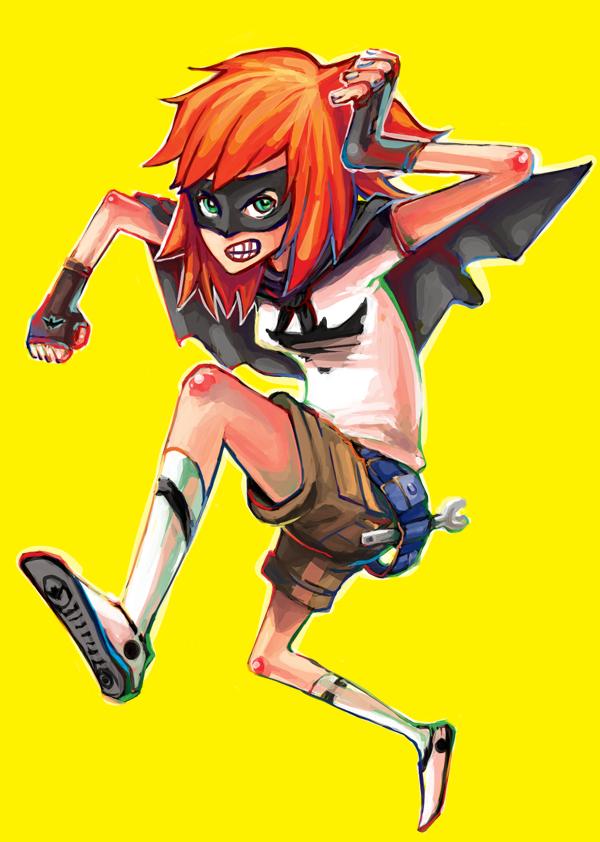 Batgirl thinggggg by doctajules