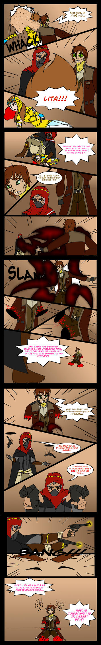 DA Fighting Tournament Round 4 Page 4 by Anazen