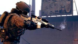Combine Sniper by SuperNinjaNub