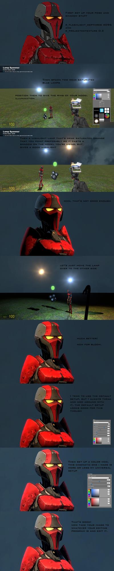 Lighting 2.0 by SuperNinjaNub