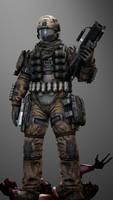 UNSC Grenadier