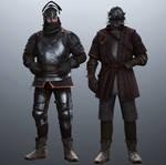 Medieval Dudes