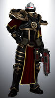 sister of battle*