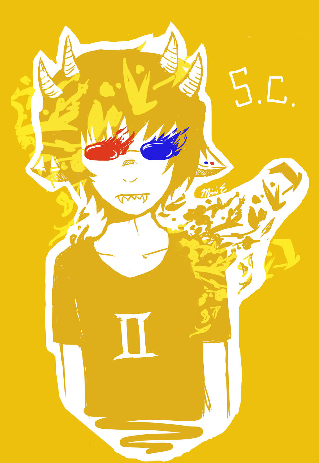 Sollux by rifikey