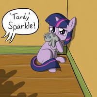 Twilight's sad childhood by Kreggur