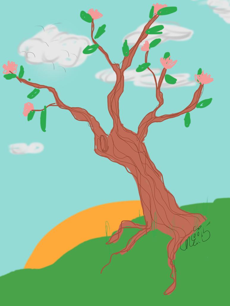 15 Minute Tree by c-t-supahfly