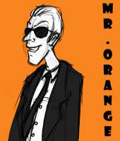 Mr.Orange by c-t-supahfly