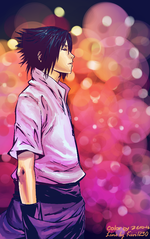 sasuke by zero-16