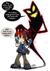 Okage: Shadow NOPE