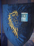 W.I.P of the Banner of Alliance, Warcraft Movie