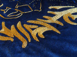 Shades of golden thread ? by MeeYungCreations