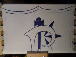 W.I.P Banner of Lordaeron by MeeYungCreations