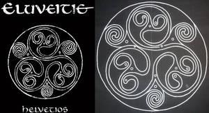 Logo of Metal band