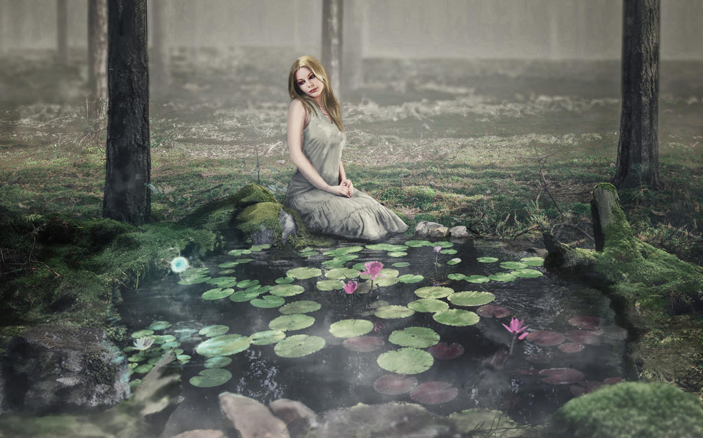 Pond by RealAKP