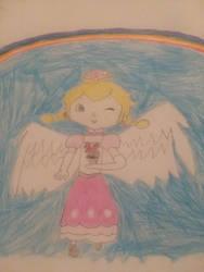 Angel Peachette by TGC189