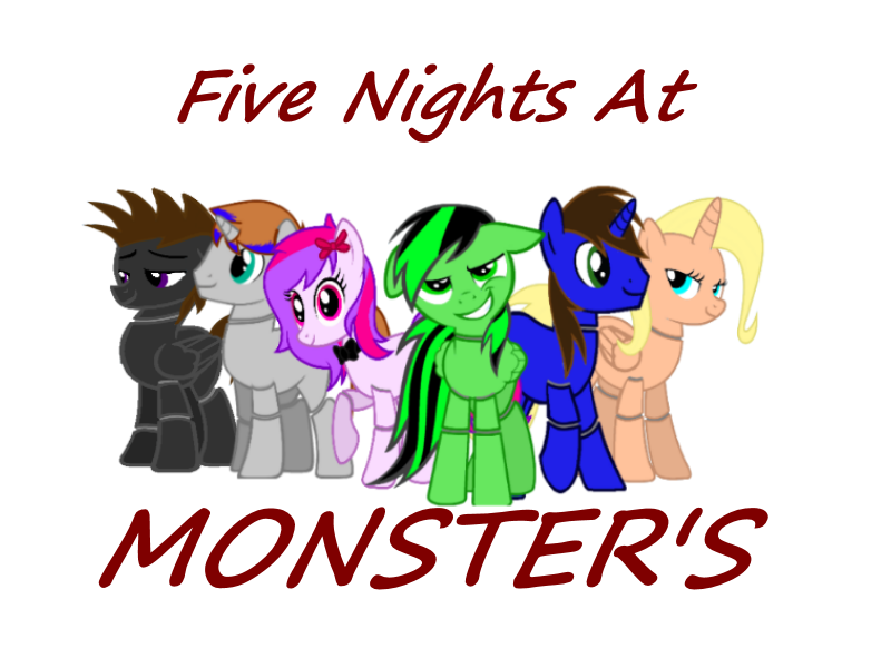 five night s at monsters by grimlockprime222 on deviantart