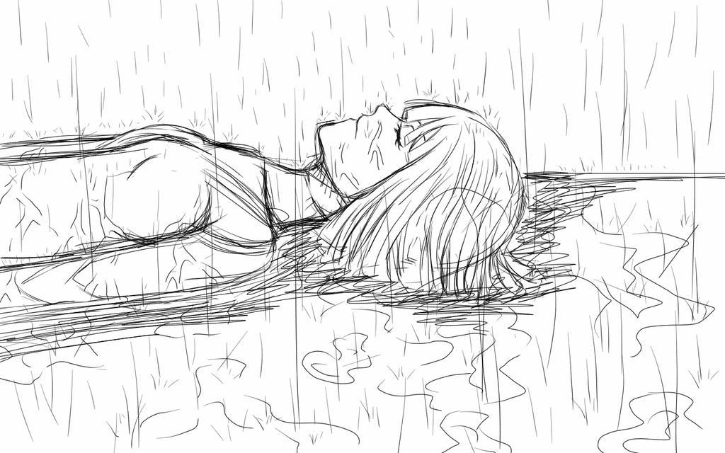 Rain by RoseCruz