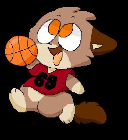 basketball starz by CookiedeKitty